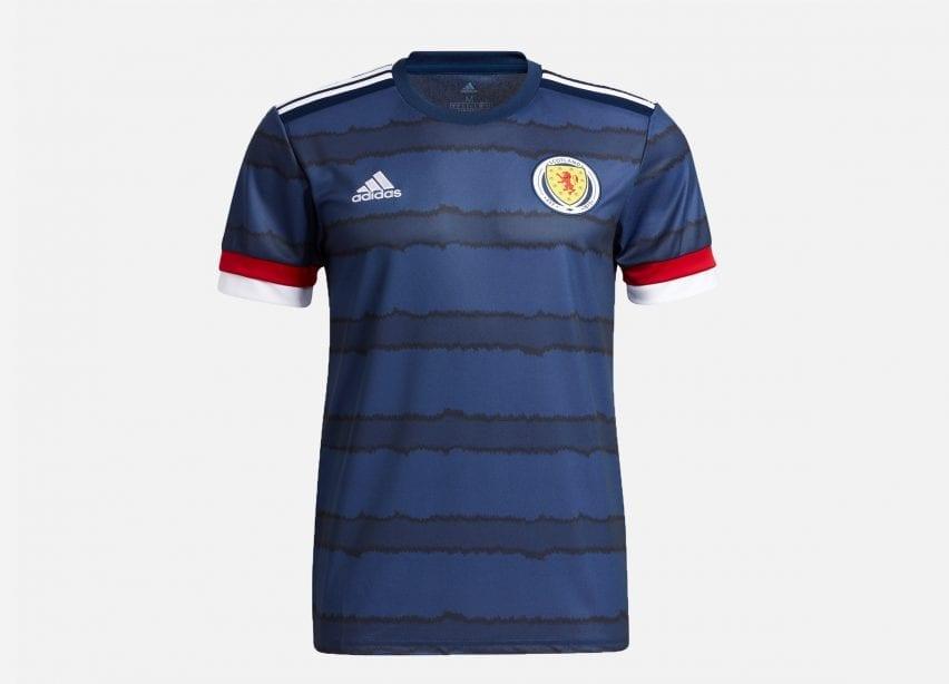Scotland Euro 2020 kit