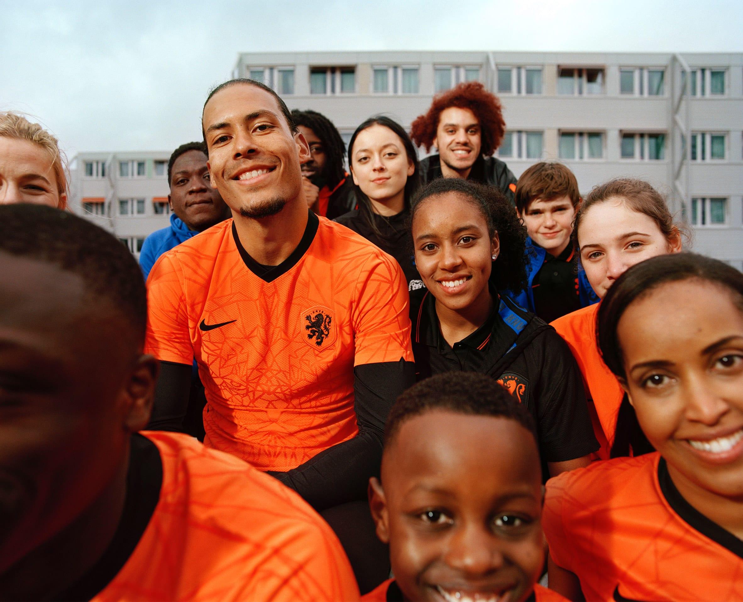 The Netherlands Euro 2020 kit