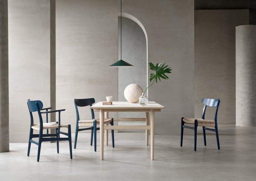 CH26 chair by Carl Hansen