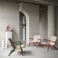 First Masterpieces collection by Ilse Crawford and Hans J Wegner for Carl Hansen & Son