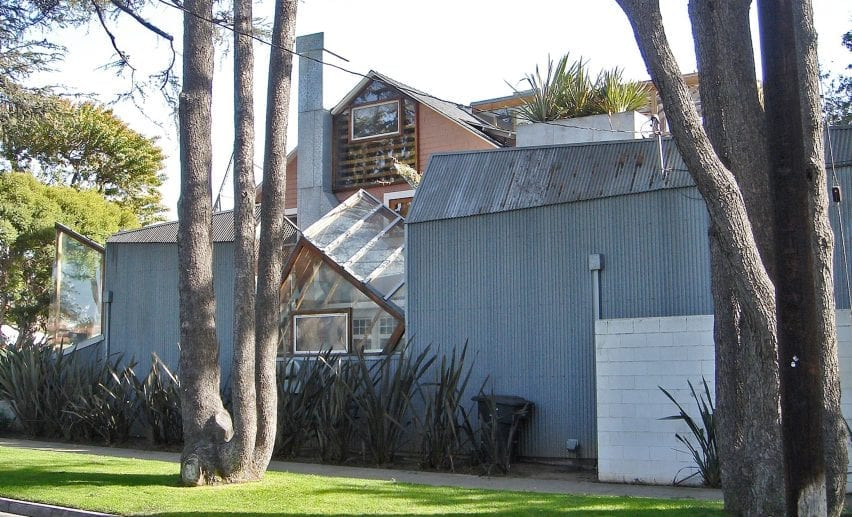 Frank and Berta Gehry Residence