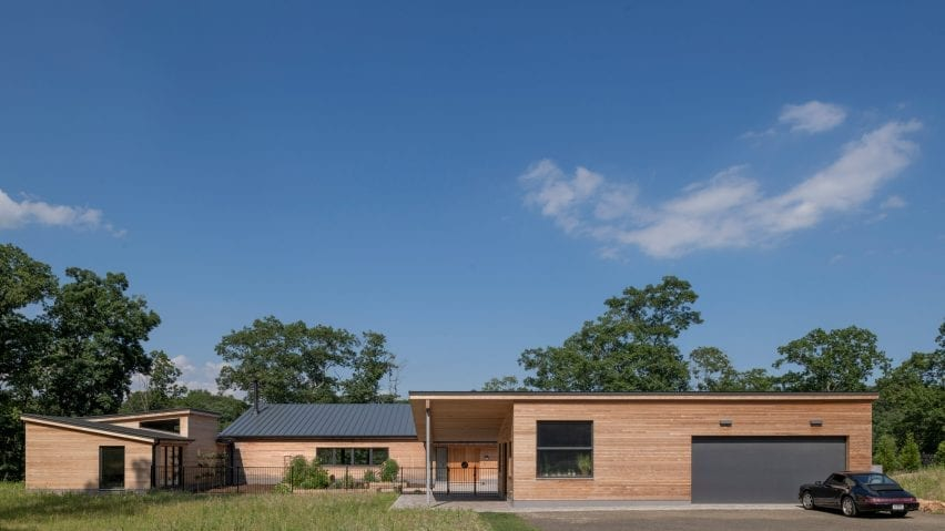 Guilford House by GRT Architects