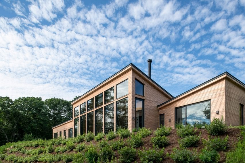 GRT Architects designed Guilford House