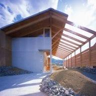 Ryuichi Ashizawa Architects marries indoors and outdoors with Half Barn in Hashimoto