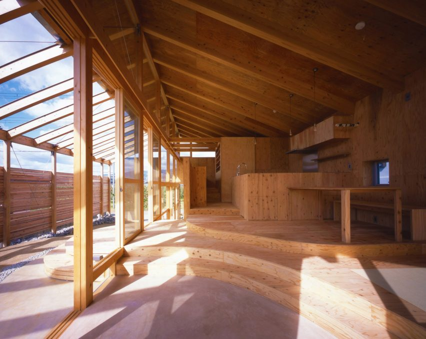 The Half Barn in Hashimoto