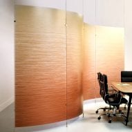 Horizon room dividers by 3form