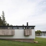 Ignacio Correa Arquitecto Lake Paviilion
