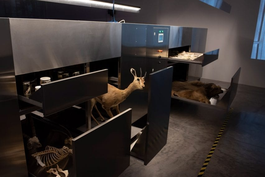 The Israel Pavilion confronts the country's agricultural history