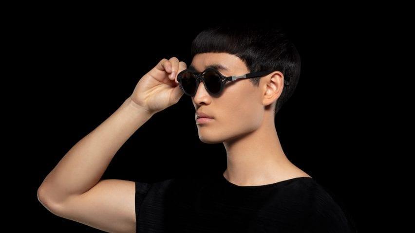 Kengo Kuma-designed sunglasses