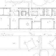 Plans of the kindergarten