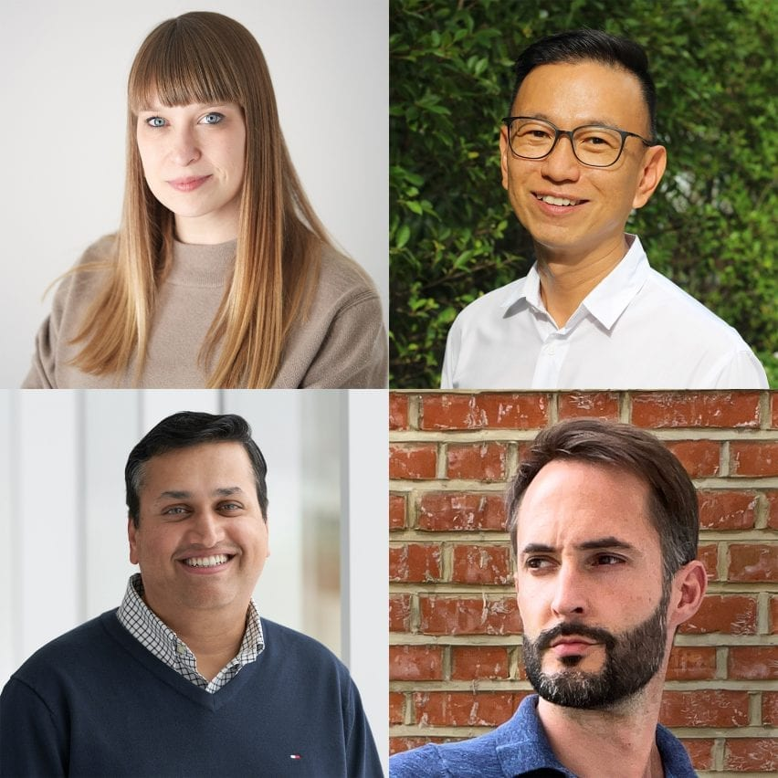 Amy Frearson, Carlos Bausa Martinez, Woon Hoe Lee and Ratish Namboothiry in live talk for Kohler