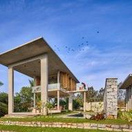 Ksaraah house in Bangalore by Taliesyn