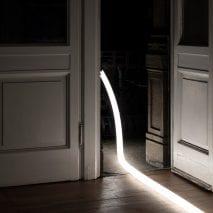 La Linea light by Bjarke Ingles for Artemide