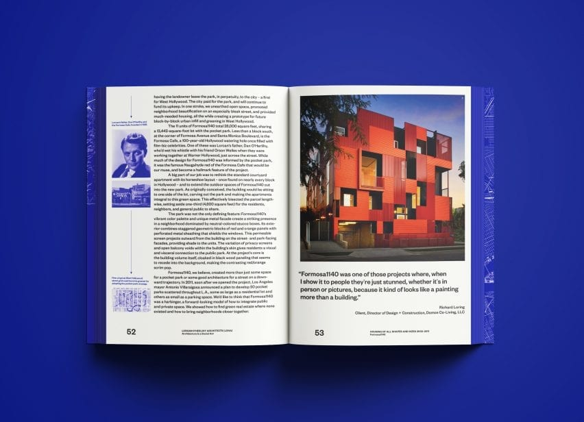 Architecture Is a Social Act by Lorcan O'Herlihy Architects