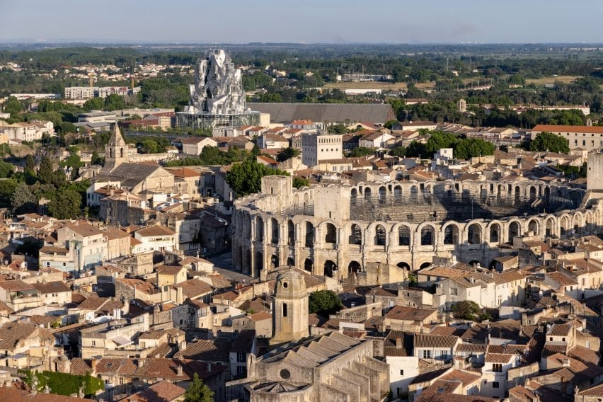 The Tower in Arles