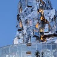 Iwan Baan photographs Frank Gehry' Luma Arles tower