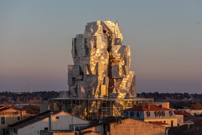 The Tower by Frank Gehry