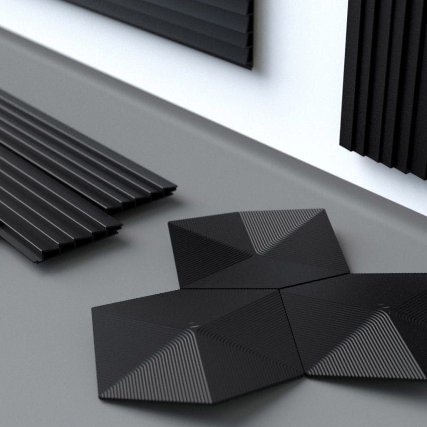 Made of Air biochar plastic panels made from captured carbon