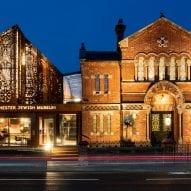 Manchester Jewish Museum by Citizens Design Bureau