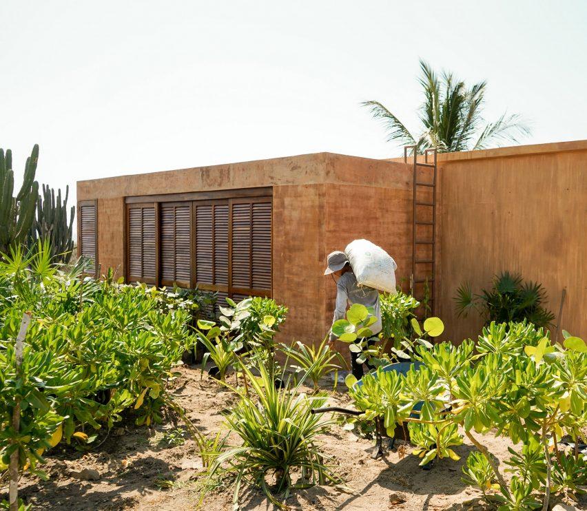 Mazul Beachfront Villas are designed by Revolution