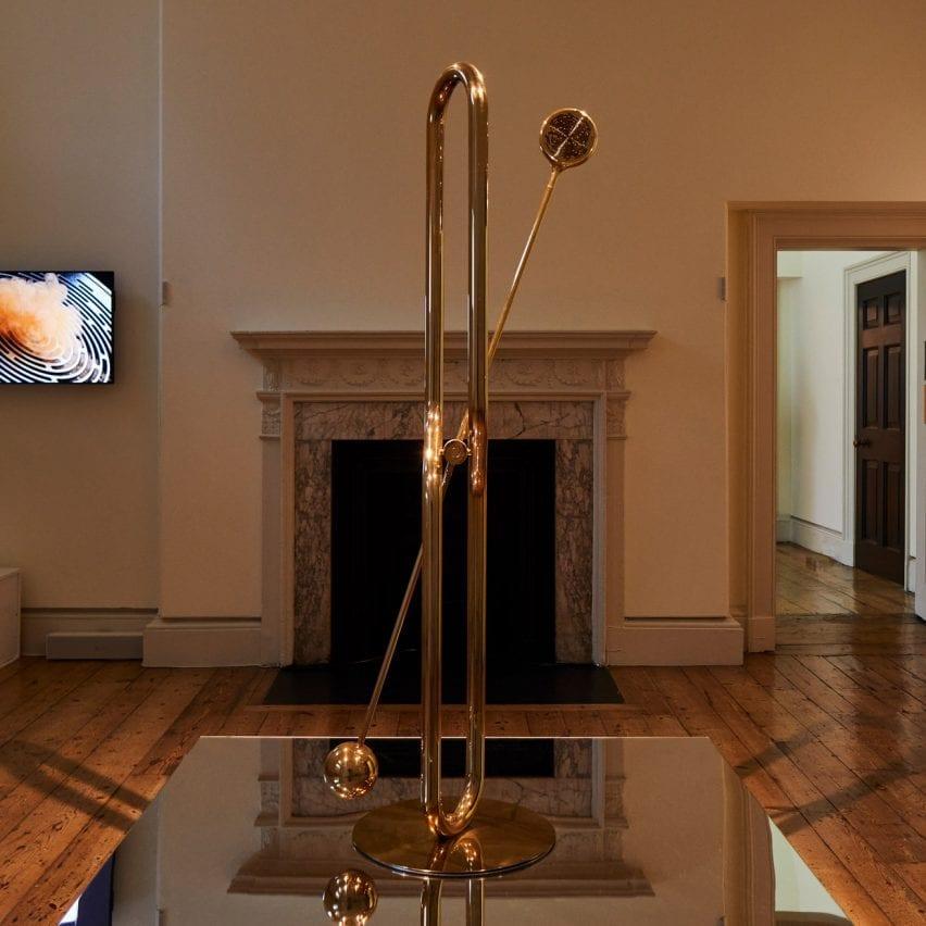 Metronome at the London Design Biennale