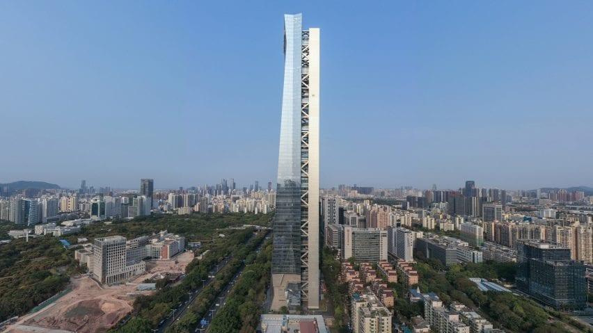 Hanking Center supertall skyscraper