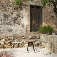 Not Out outdoor chairs by True Design
