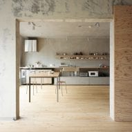 Ten one-wall kitchens designed by architects that free up floorspace