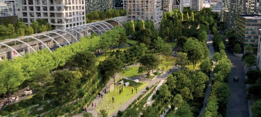 Park that will be part of Orca