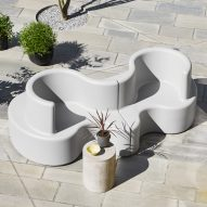 Outdoor spring collection by Verner Panton for Verpan
