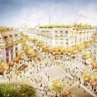 """Transformation of Oxford Circus into pedestrianised piazzas will """"create rival to Times Square"""""""