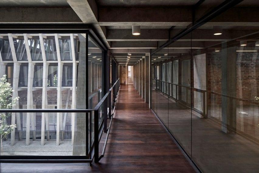 Interiors of Palacio Pereira by Cecilia Puga, Paula Velasco and Alberto Moletto