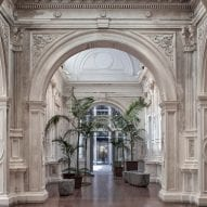 Historic Palacio Pereira in Santiago turned into Chile's Ministry of Culture