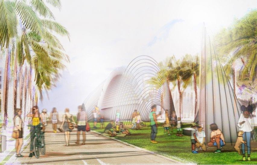 Pavilion of the African Diaspora in Miami