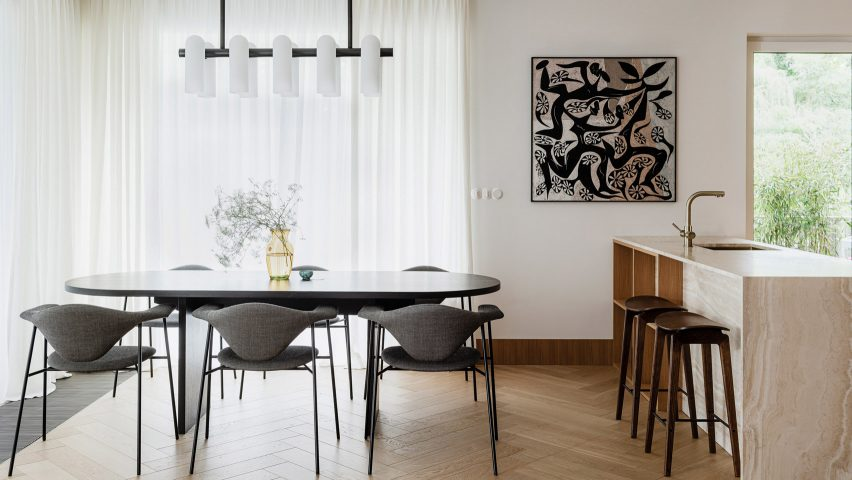 Botaniczna Apartment in Poznań, Poland, by Agnieszka Owsiany Studio
