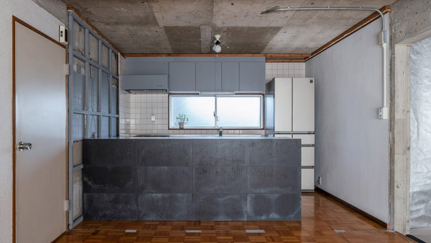 Reception House in Higashiyama in Nagoya, Japan, by Yuki Mitani and Atsumi Nonaka