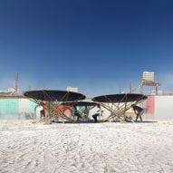 Henry Glogau wins Lexus Design Award with Portable Solar Distiller for informal settlements