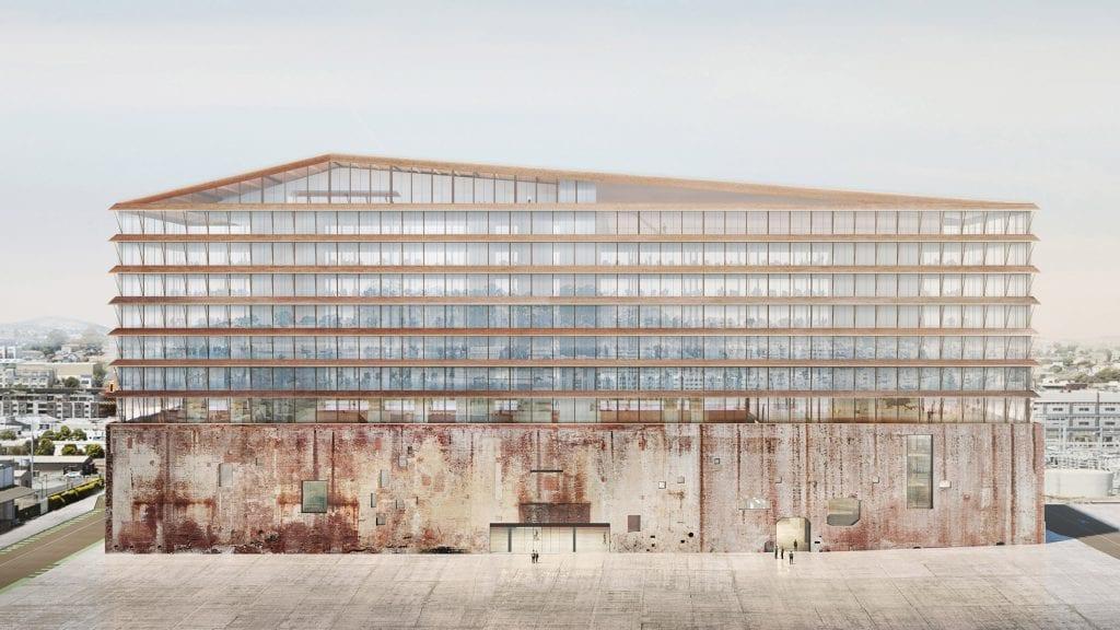 Herzog & de Meuron begins San Francisco power plant transformation