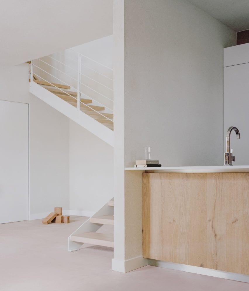 Casamanda residence has an open plan design