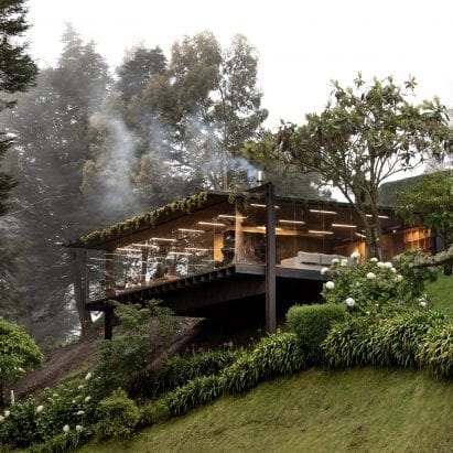 Casa Mirador in Ecuador by Rama Estudio