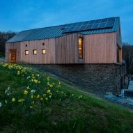 River Architects builds barn-style Seminary Hill Cidery in the Catskills