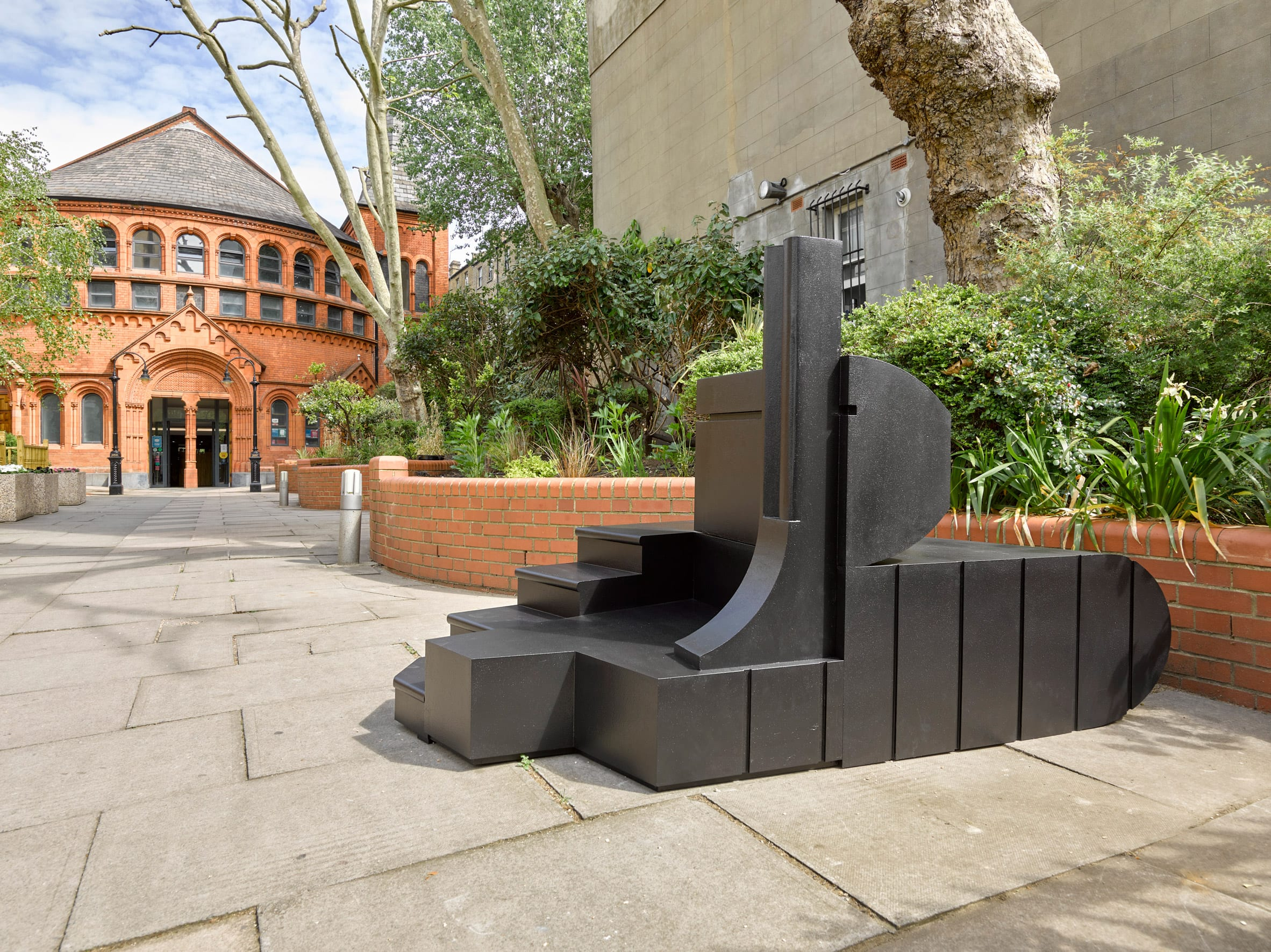 Serpentine Pavilion element