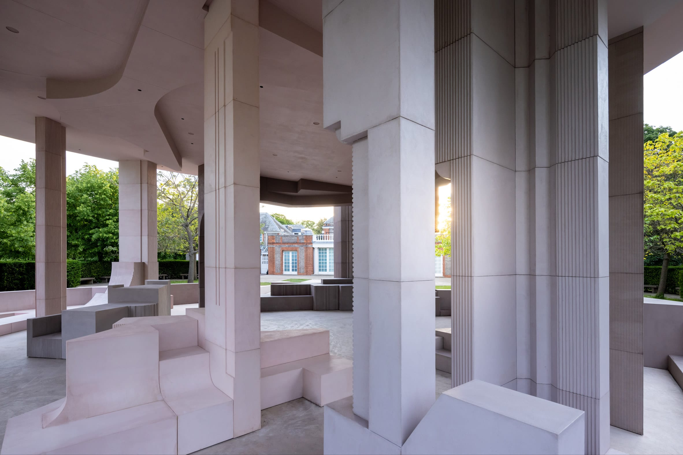 Serpentine Pavilion by Counterspace