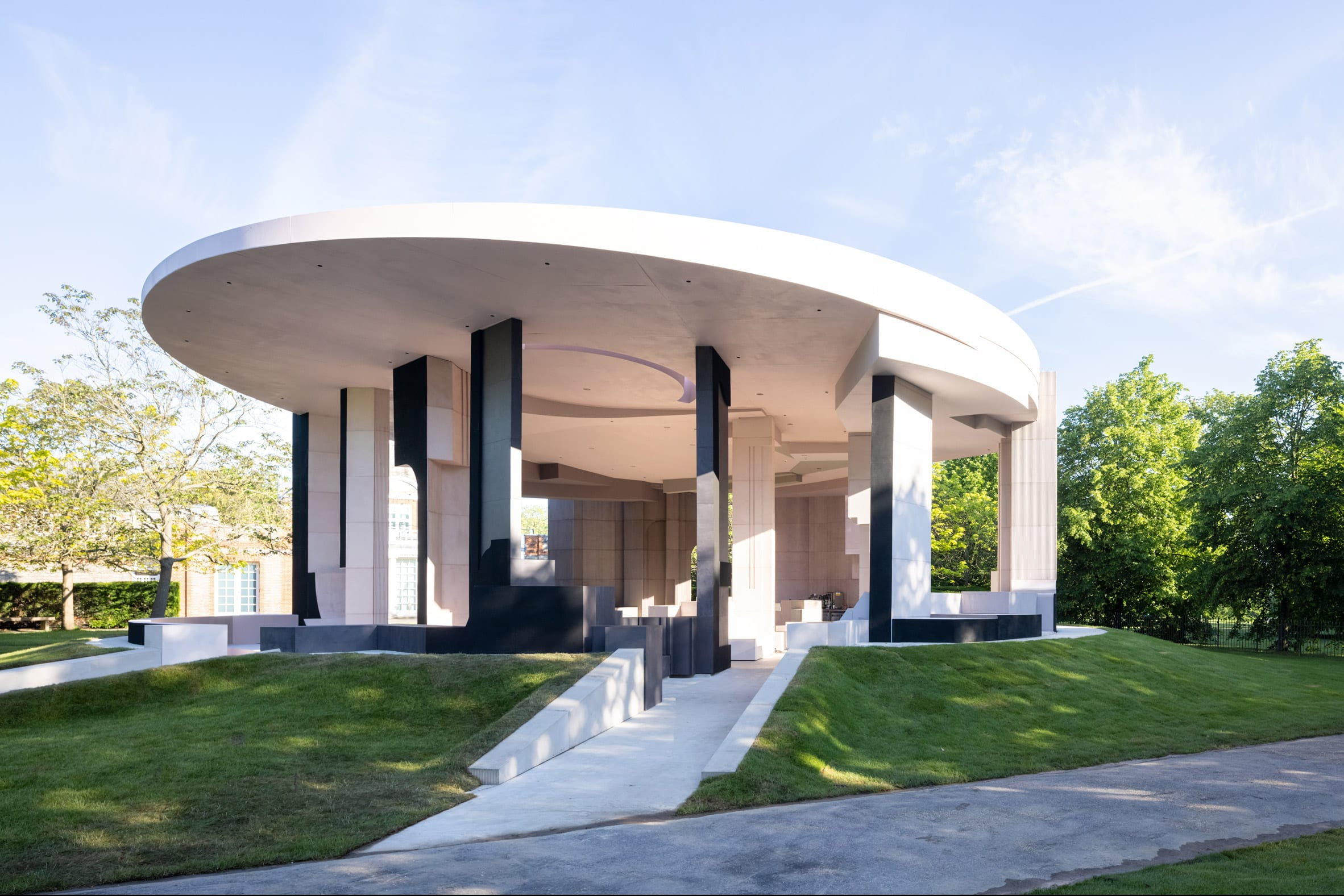 Counterspace Serpentine Pavilion