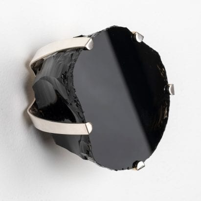 Obsidianian Mirror by Front