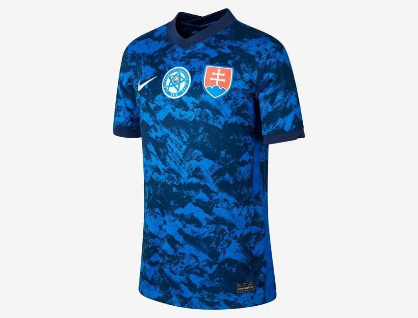 Slovakia kit for Euro 2020