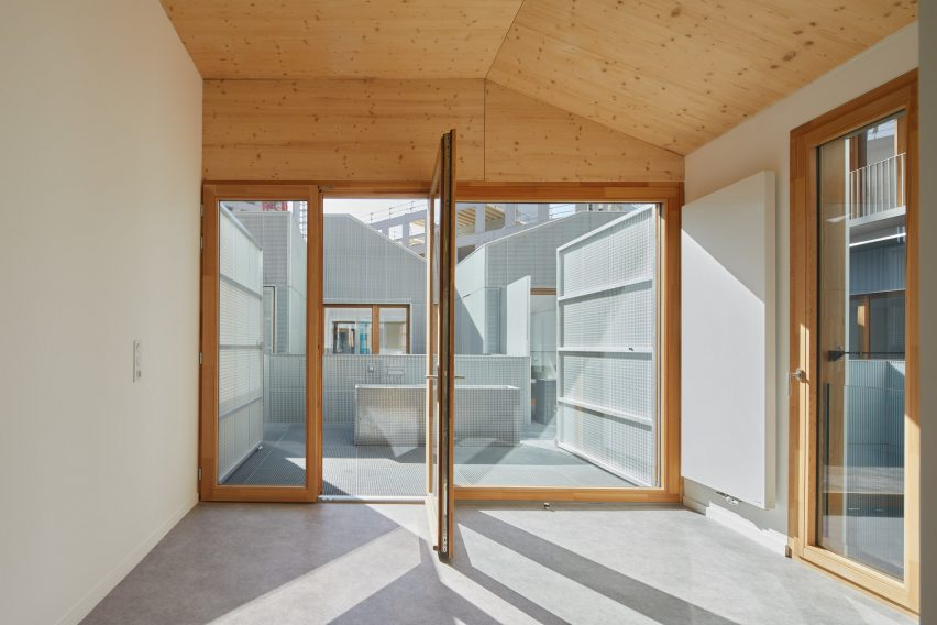An apartment interior