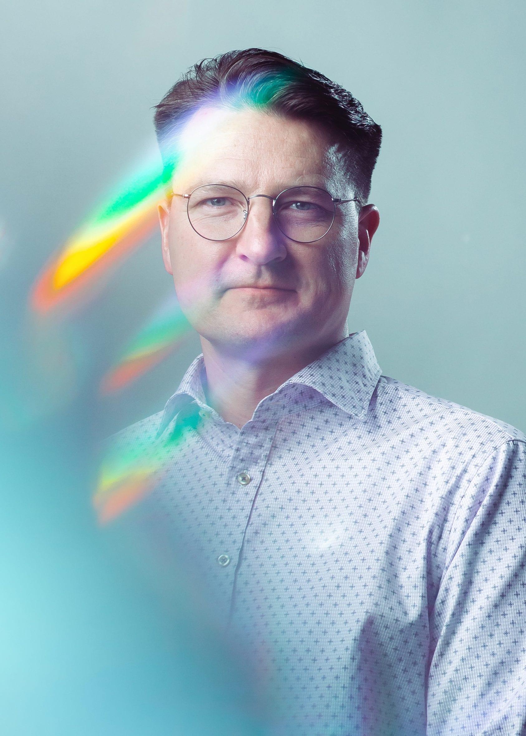 Solar Foods CEO Pasi Vainikka