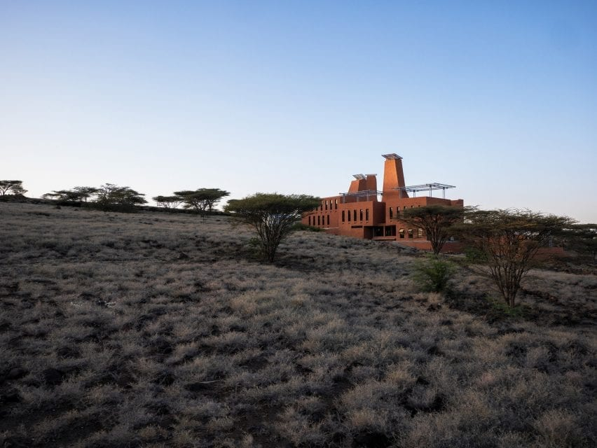 The Startup Lions Campus in Kenya