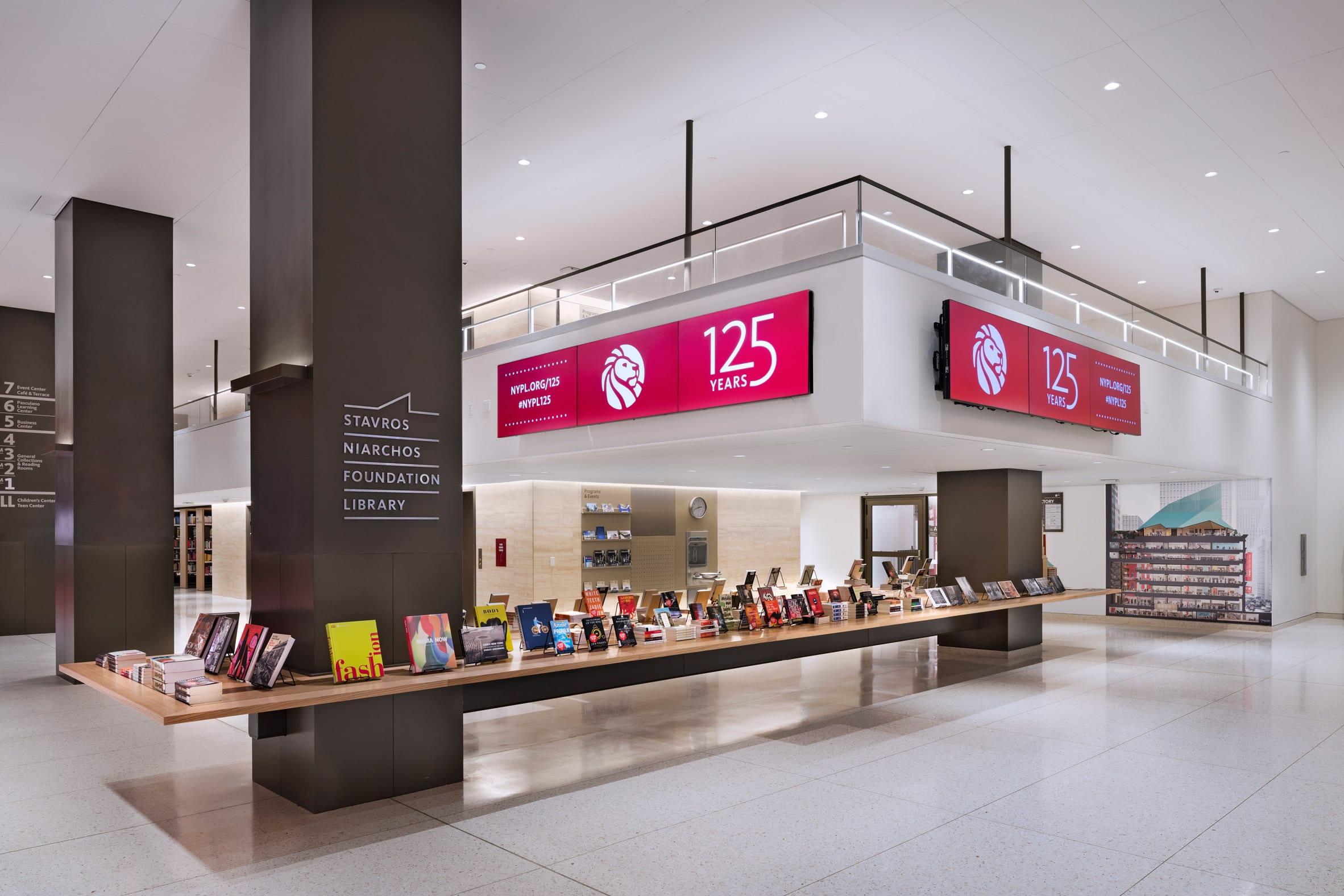 New York library renovation by Mecanoo
